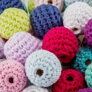 Perles au crochet